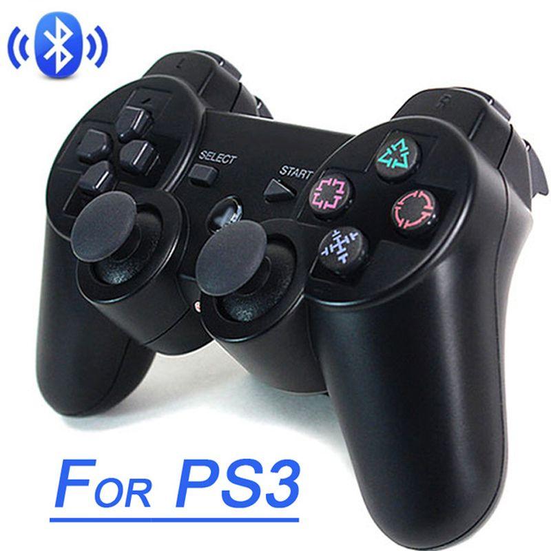 Pour Sony PS3 Sans Fil Bluetooth Contrôleur de Jeu 2.4 GHz 7 Couleurs Pour SIXAXIS Playstation 3 Contrôle Joystick Gamepad Top Vente