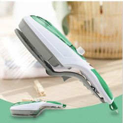 220V EuHot Sale! Garment Steamer Portable Handheld Clothes Steam Iron Machine Steam Brush Mini Household Lowest Factory Price