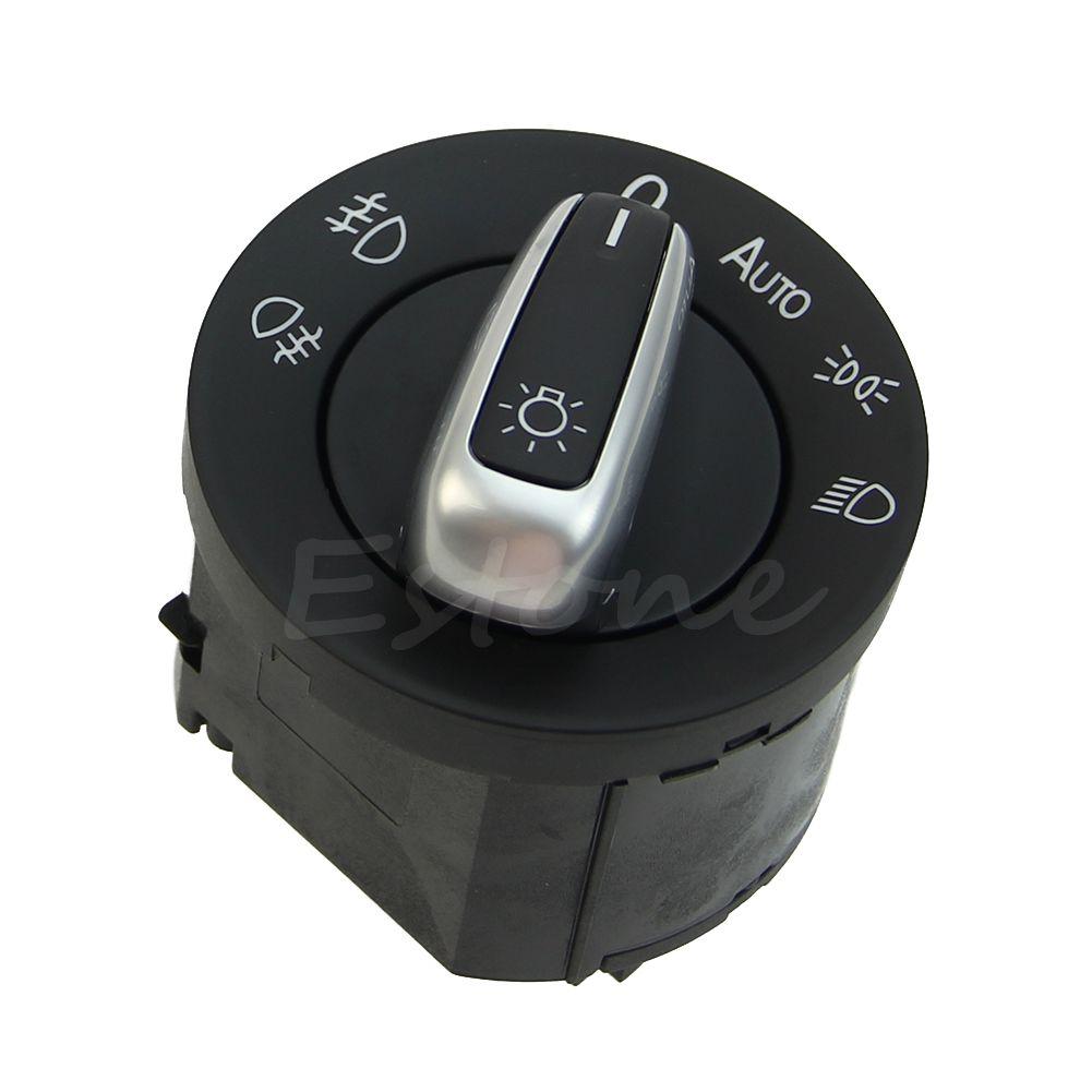 1x Scheinwerfer Schalter Licht 5ND 941 431A Für VW Passat CC B6 Jetta Golf MK5 MK6