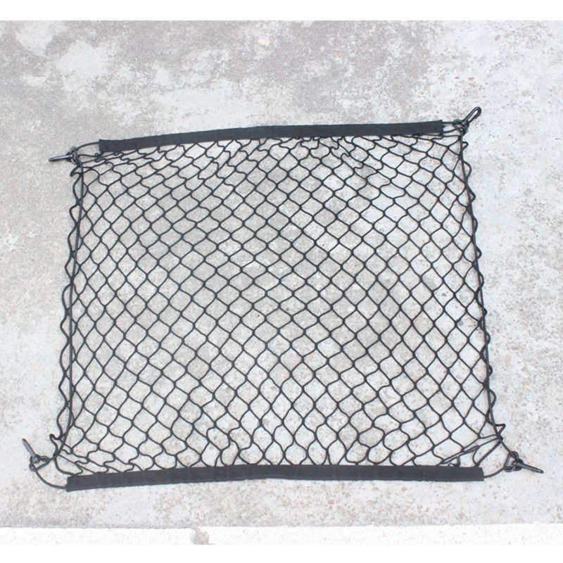 4 HooK Car Trunk Cargo Mesh Net Luggage For Skoda Octavia A2 A5 A7 Fabia Rapid Superb Yeti Roomster