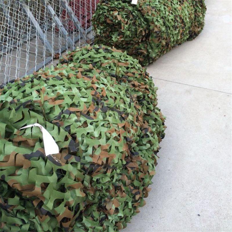 En plein air Chasse aveugle filets de camouflage tissu Chasse Tente Forêts Camouflage net Camping Militaire jungle voiture baisse filet de