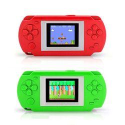 Powstro детская игра портативный плеер 2 дюйма Экран 502 цветной экран консоли игры игрок ТВ с 268 различных игр