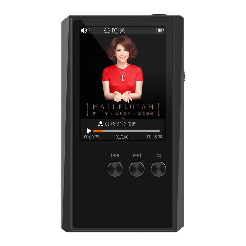 Tragbare Mini HIFI Verlustfreie MP3 Musik-player HD DSD 64 256 FLAC ALAC APE Sport Digital Audio 24Bit 192 Khz DAC Auto Player 16 GB
