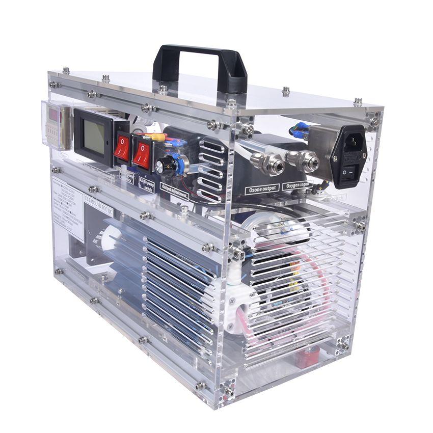 BO-1030QY Ozone Generator 0-10 g/h 10 Gram Generatore Di Ozono Regolabile 10g Ozono Terapia Machine 30 L / min AC220V/AC110V