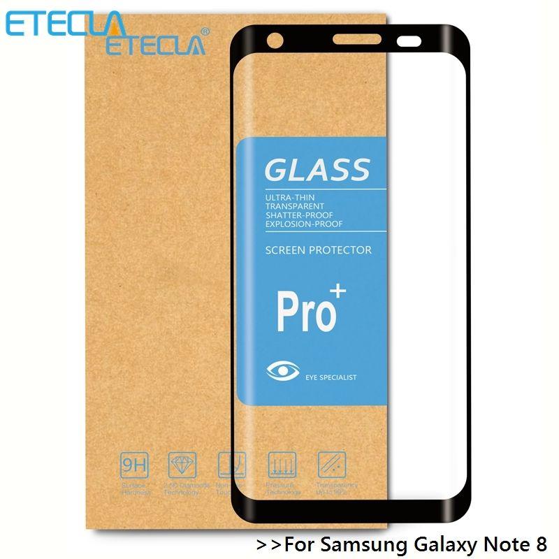 Für Samsung Galaxy Note 8 Gehärtetem Glas Samsung Note 8 glas Note8 Displayschutzfolie N950F N950FD N950W N950U N950N N9500 Film