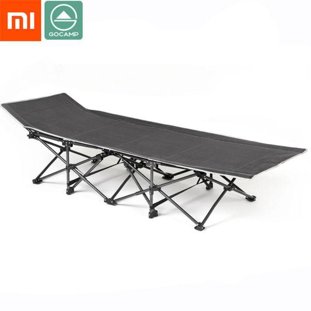 Xiaomi Mijia Gocamp Tragbare Klapp Bett Bett Schlafen Bett für Büro Aus Seite Reise Max Laden 150 kg