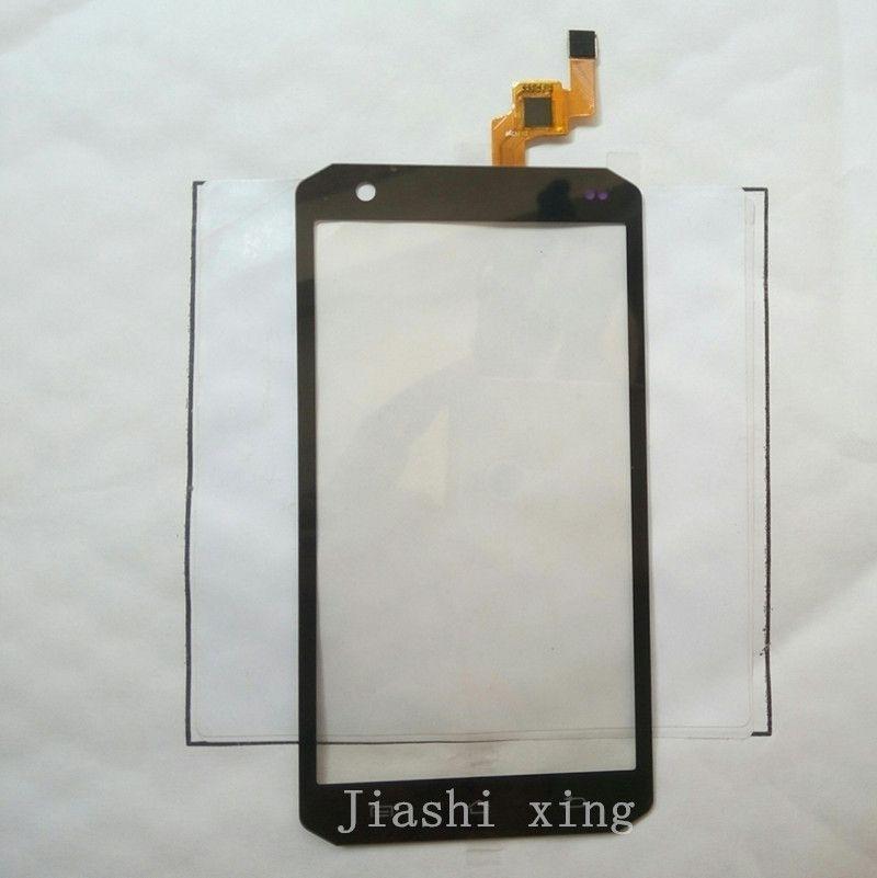 V9 4,5 zoll Touchscreen Digitizer Zubehör Für Entdeckung V9 Outdoor Smartphone Freies Verschiffen + Spurnummer