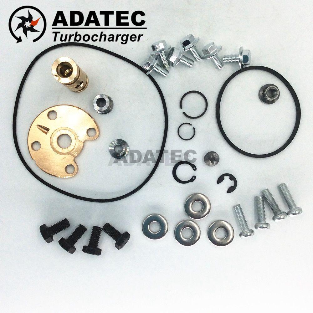 GT1544V GT15 turbo repair kit 753420 750030 740821 0375J7 turbine rebuild for Citroen C 2 1.6 HDi FAP 109 HP DV6TED4 2005-