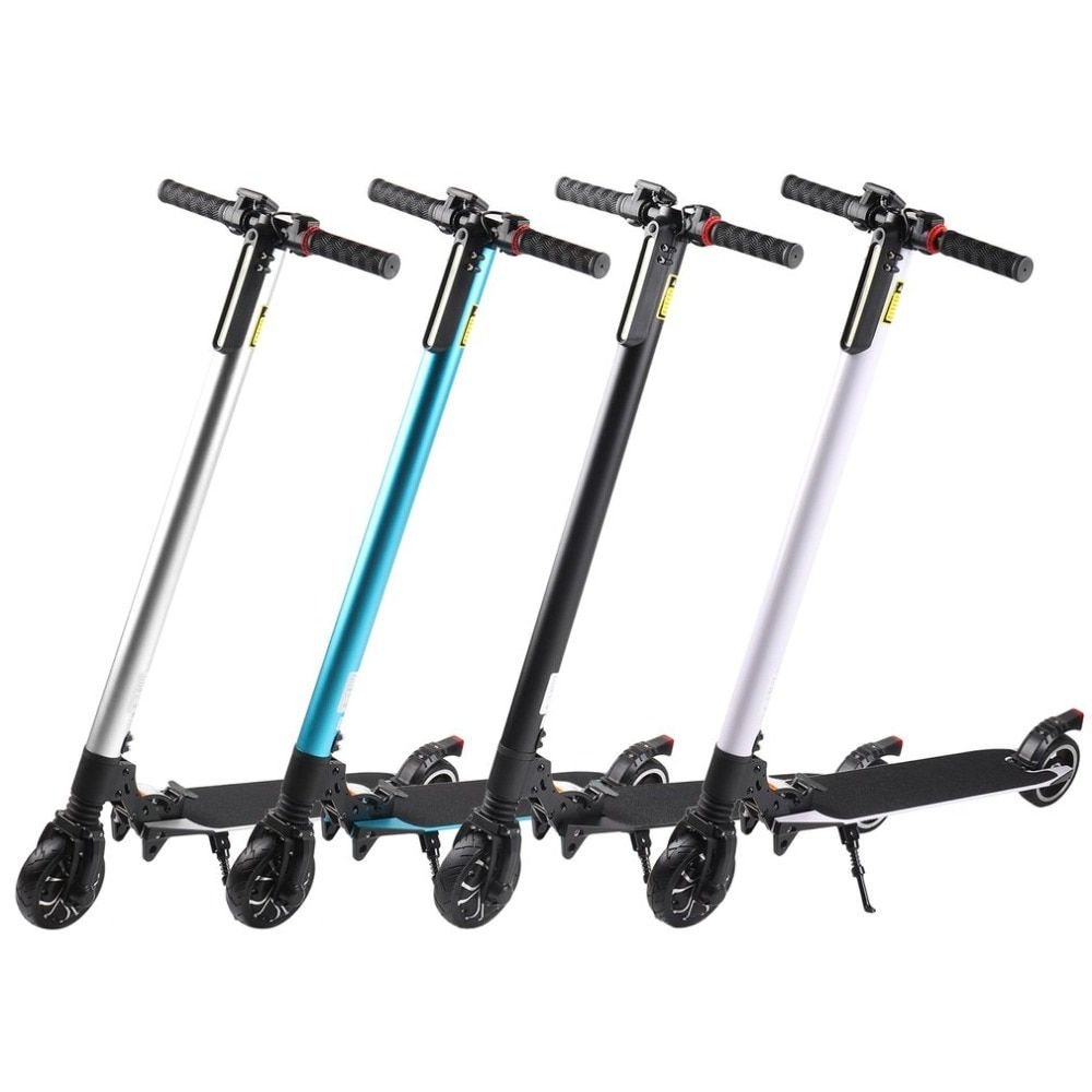 Neue Elektrische 2 Rädern Intelligente Skateboard 5,5 Zoll Elektroroller Faltbare Hoverboard Erwachsene und Kinder Elektrische Fahrrad