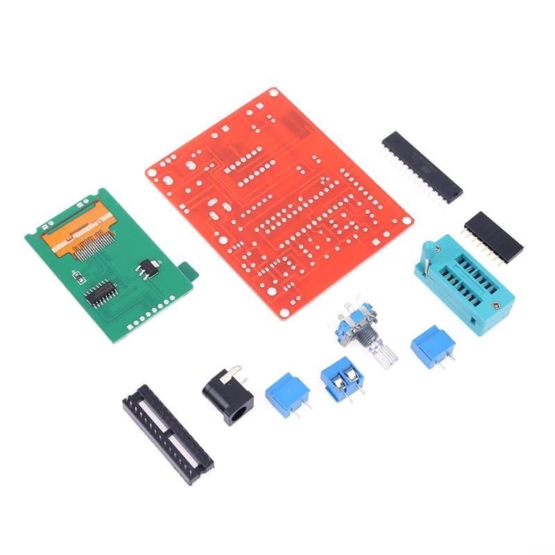 New Arrival GM328 Transistor Tester 160 X 128 LCD Digital Display Frequency Measurement PWM Square Wave DIY Tool Kits