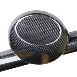 10X20X30X152 Cm Tinggi Mengkilap Vinyl Serat Karbon Film Mobil Styling Wrap Motor Mobil Styling interior Serat Karbon Film