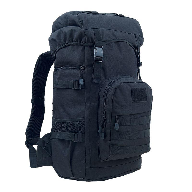Neueste 50L Outdoor Sporttasche Camping Reise Wandern Klettern Pack Multifunktions Militärische Taktische Rucksack mit MOLLE Tasche CWYA85