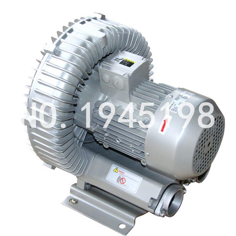 2RB610-7AH26 3kw/3.45KW drei phase einstufige hochdruck industrielle ventilator air gebläse ring gebläse