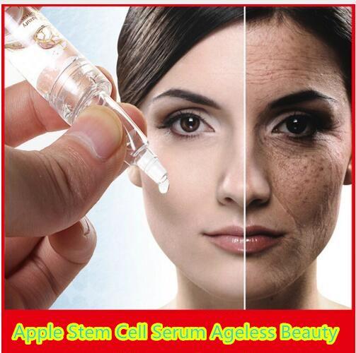 2017 Nouveau Style LANBENA Apple Stem Cell Serum Sans Âge Beauté Anti-Âge Hydratant Soins Du Visage Antioxydant rides Blanchiment Sérum