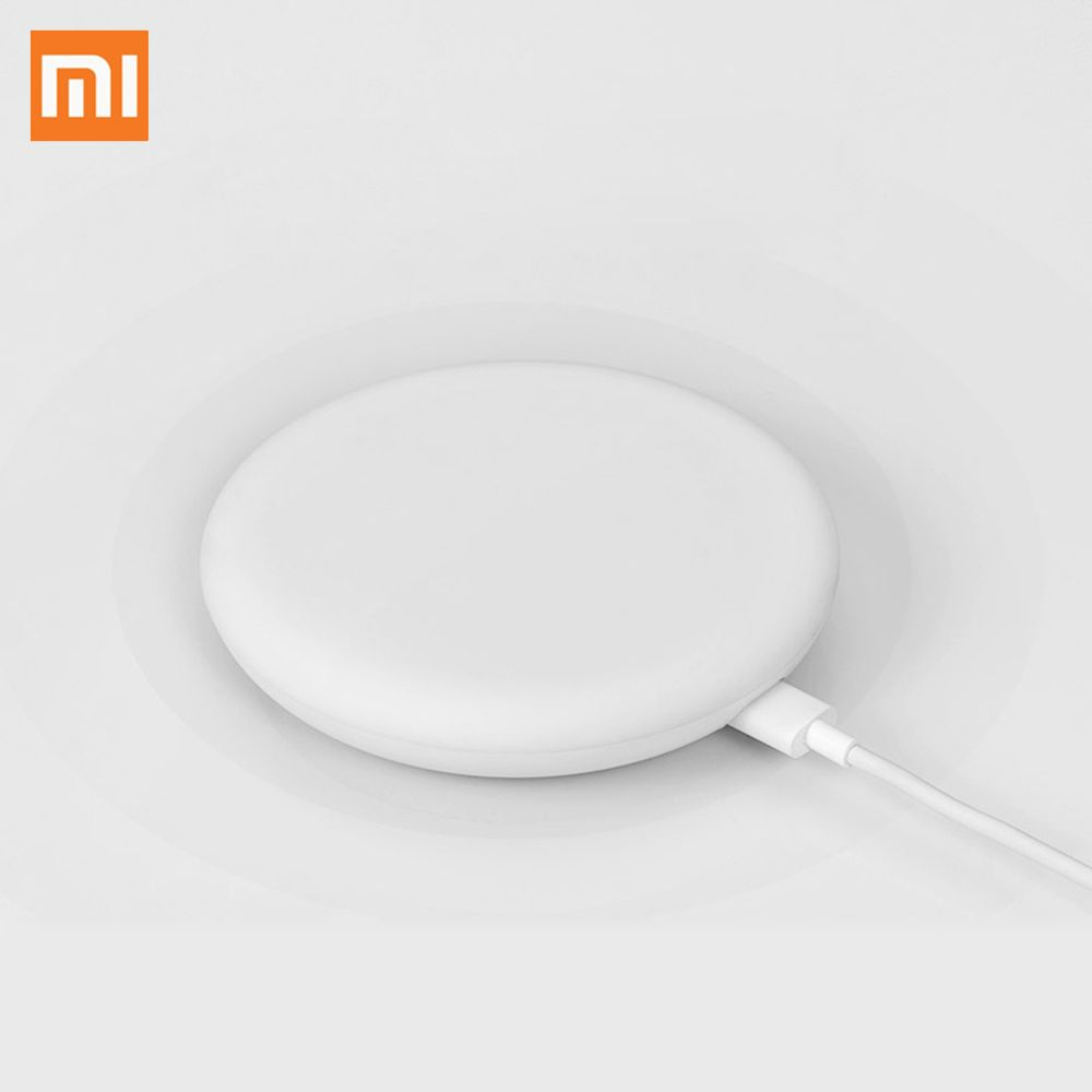 100% Original Xiaomi Wireless Charger Fast 20W Max For Mi 9 20W MIX 2S / 3 10W Qi EPP Compatible Cellphone 5W Multiple Safe