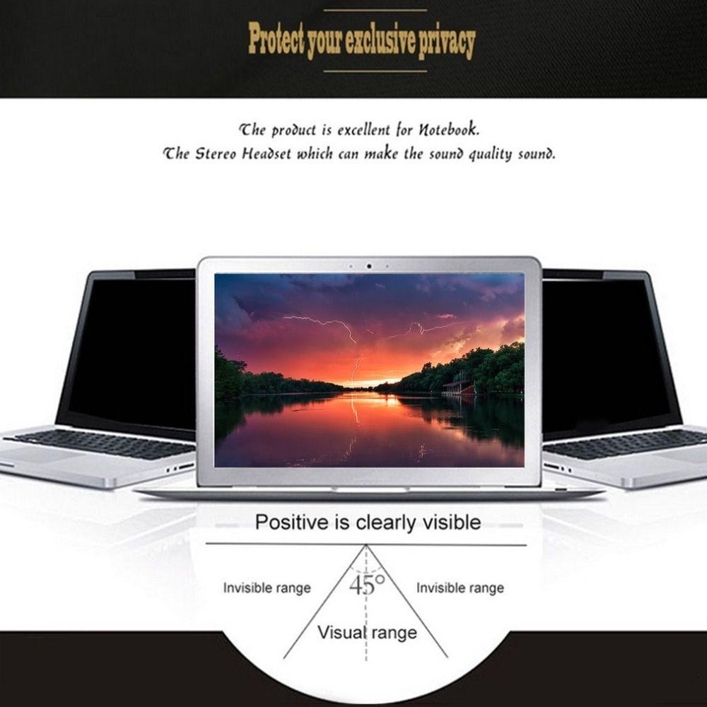 Onleny 8 10 11 12 16 17 zoll Für 15 zoll Widescreen (16:9) Laptop LCD-Monitor/Notebook Schutzfolie