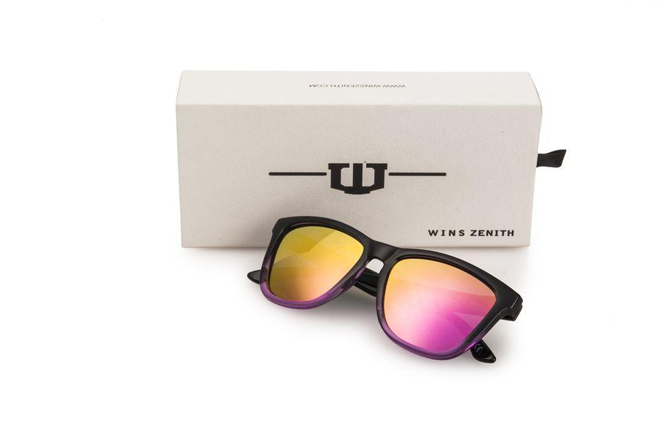 winszenith 269 High grade polarizing sunglasses ladies 2865 sunglasses Korean version inlaid diamond 15 piece