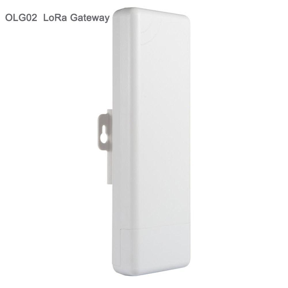 Für Dragino OLG02 Outdoor Dual Kanäle LoRa IoT Gateway Wifi für GPS Tracker LoRaWAN Repeater 433/868/915 /920 mhz