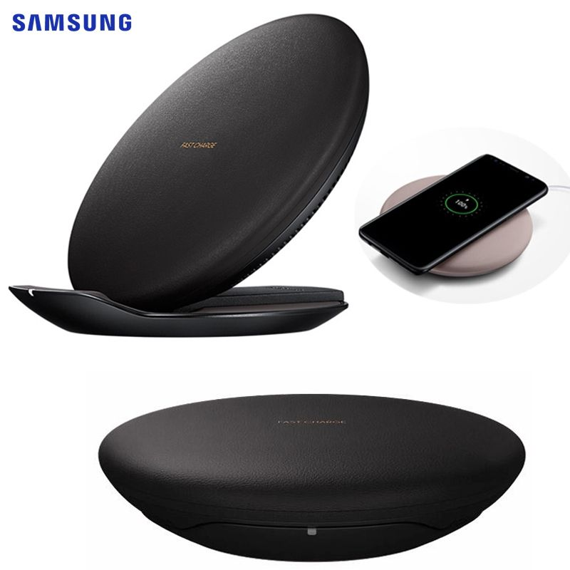 D'origine QI Sans Fil Chargeur Rapide De Charge Pad Pour Samsung Galaxy S8 G9500 S8 + Plus Projet Rêve G9550 Note8 N950 EP-PG950