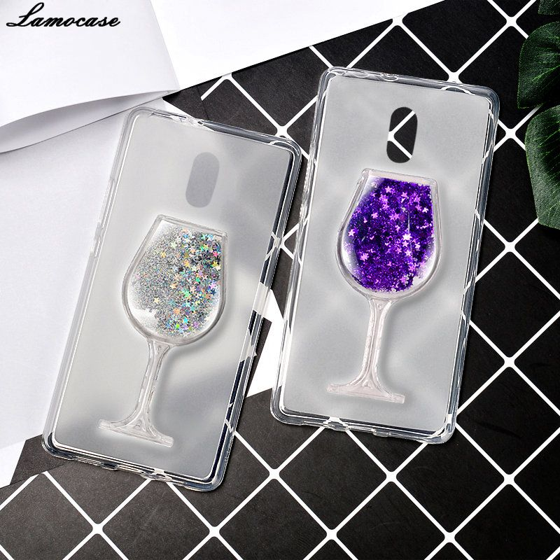 Case For Lenovo Vibe P1m P1ma40 P1ma50 P1mc50 Soft TPU Liquid Cover Quicksand Dynamic Transparent Clear Back Cases Silicone