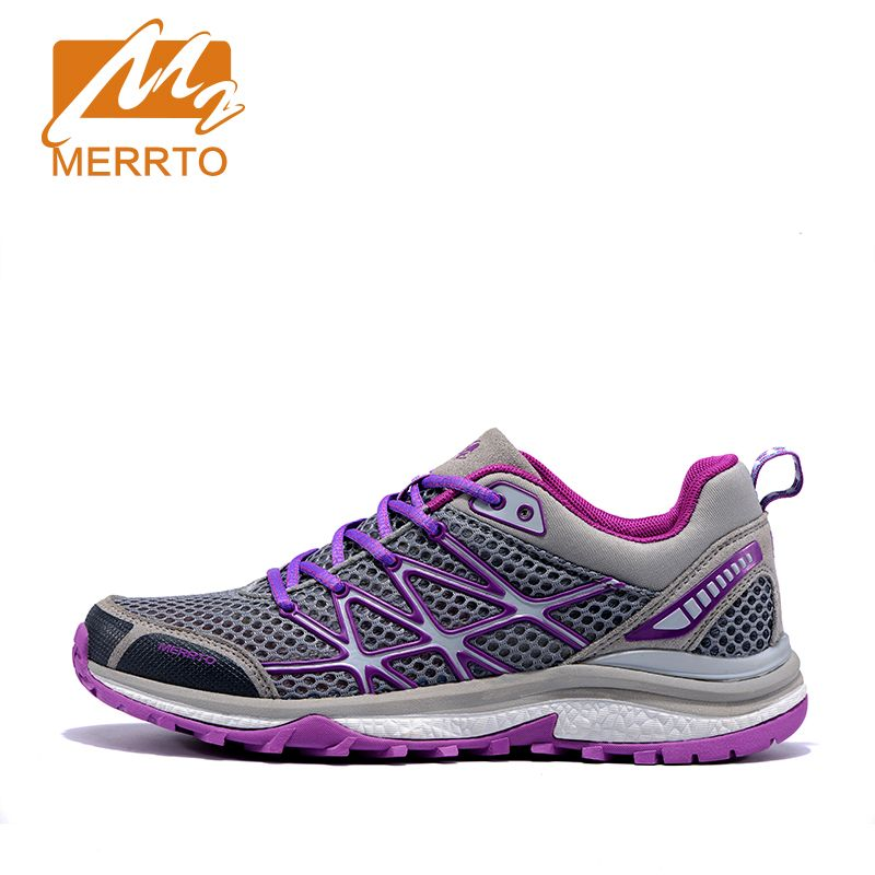 MERRTO Brazil Brand Walking Shoes Breathable Female Lightweight Net Comfortable Brand Shoes Sneakers#18593