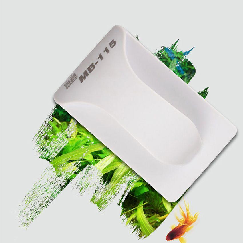 Sunsun Aquarium outils de nettoyage forte brosse de nettoyage magnétique verre brosse de nettoyage magnétique fenêtre aimants de nettoyage