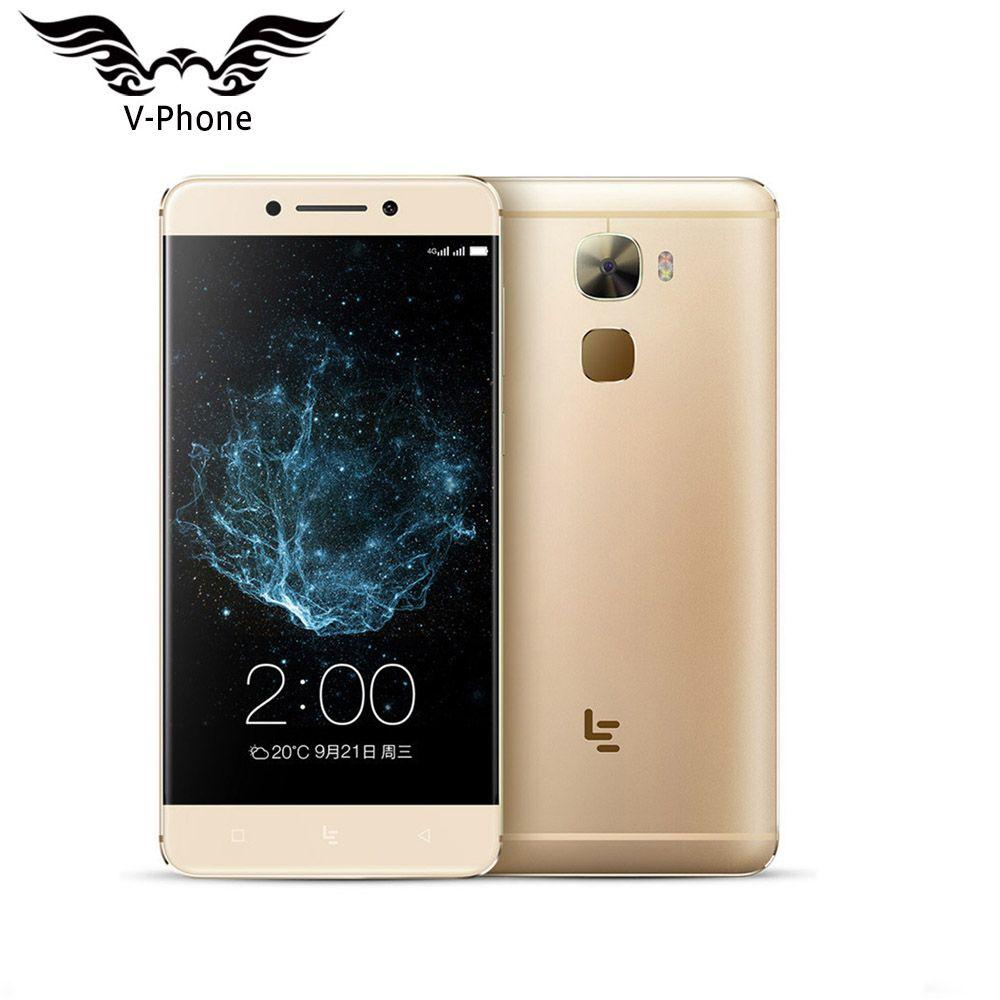 New Original LeEco Letv Le Pro 3 Elite X722 4GB 32GB Android 6.0 FDD LTE Snapdragon 820 Mobile Phone 5.5