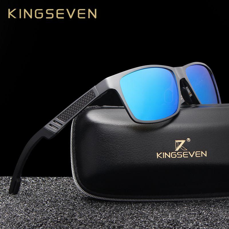 2019 qualité supérieure Hommes Polarisées lunettes de soleil des Hommes de Conduite lunettes de soleil de Mode Polaroid Lentille Lunettes de Soleil Gafas de sol masculino