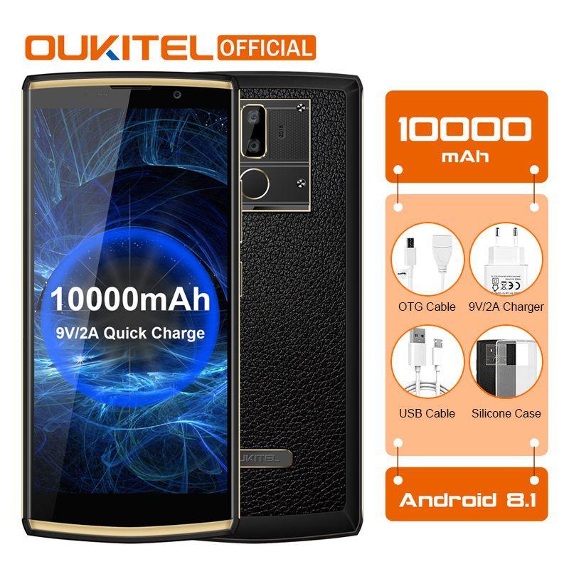 OUKITEL K7 Android 8.1 6.0