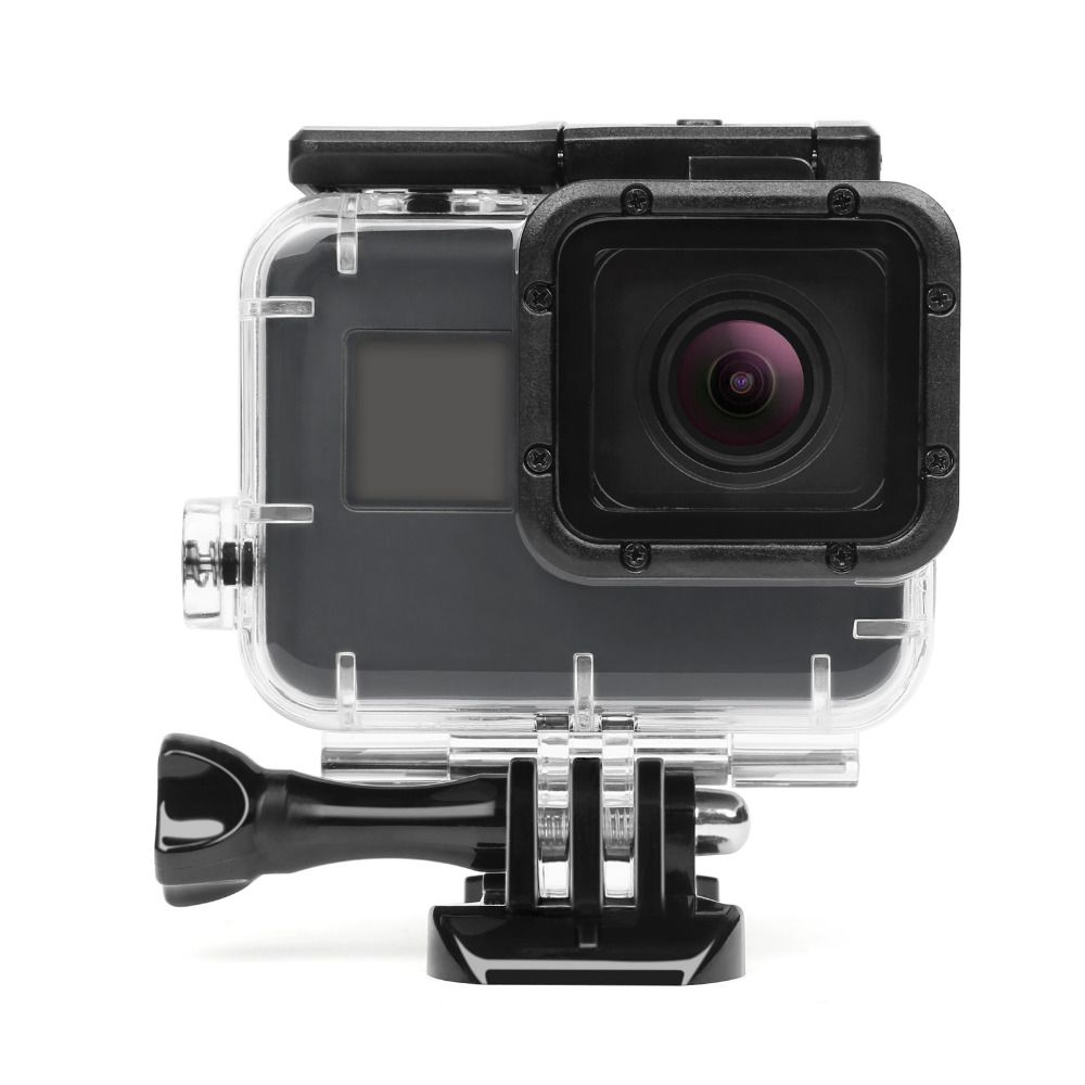 SHOOT 40M <font><b>Underwater</b></font> Waterproof Case for GoPro Hero 5 Black Go Pro Hero 6 Camera Diving Housing Mount for GoPro Hero 6 Accessory