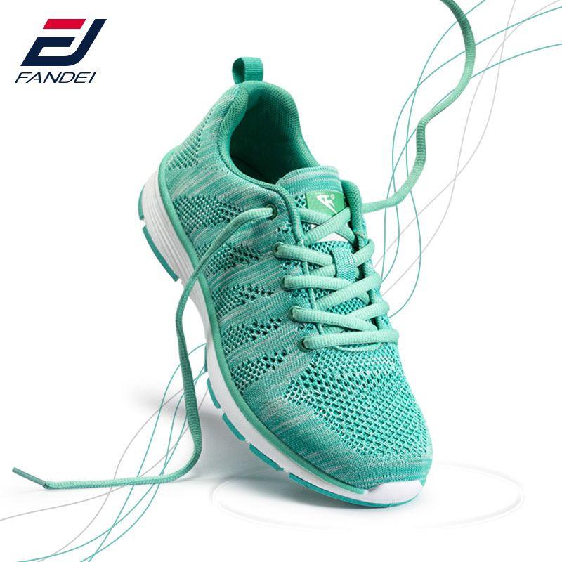 Кроссовки Женские Кроссовки Женская спортивная обувь женские fandei 2017 дышащий Free Run Zapatillas deporte Mujer кроссовки для девочек