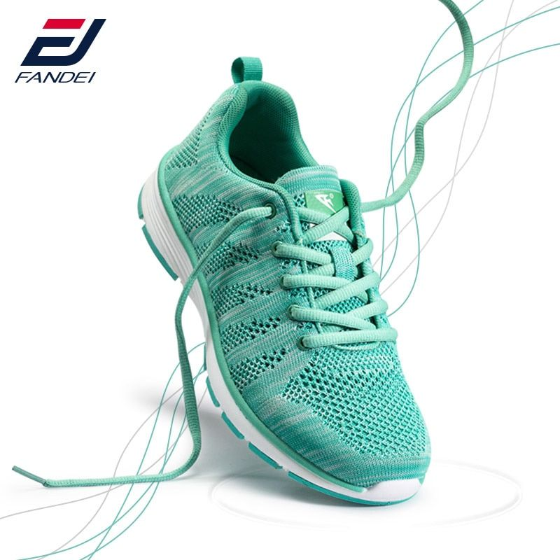 FANDEI running shoes women sneakers women sport shoes designer sneakers for men breathable free run mens zapatillas hombre <font><b>mujer</b></font>