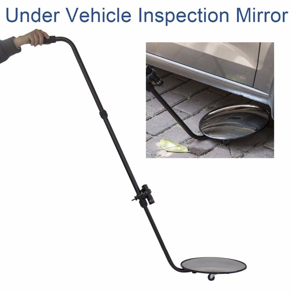 Free shipping of V3 under car search mirror,under vehicle inspection mirror