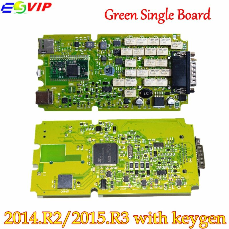 New arrival Single Board TCS CDP PRO PLUS 2016.00 NEW+Generic 3 in 1 New NEC Relays bluetooth 2015 r3 tool free shipping
