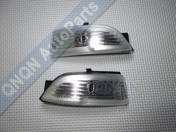 QNQN Cahaya Spion Side Cermin Turn Signal Cahaya Lampu Untuk Ford FORD RANGER Everest 2012 2013 PICK UP T6