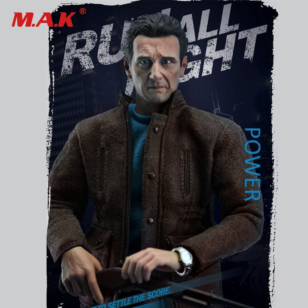 1/6 Scale Liam Neeson Action Figure Run All Night Bryan Mills CT005 Colletible Figures