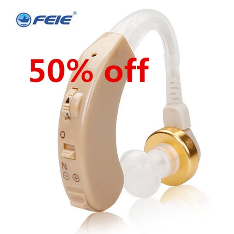Personal Deafness Hearing Aid <font><b>Cheap</b></font> Ear Machine Price S-138 bte hearing aid hearing enhancing as Christams gift Drop Shipping