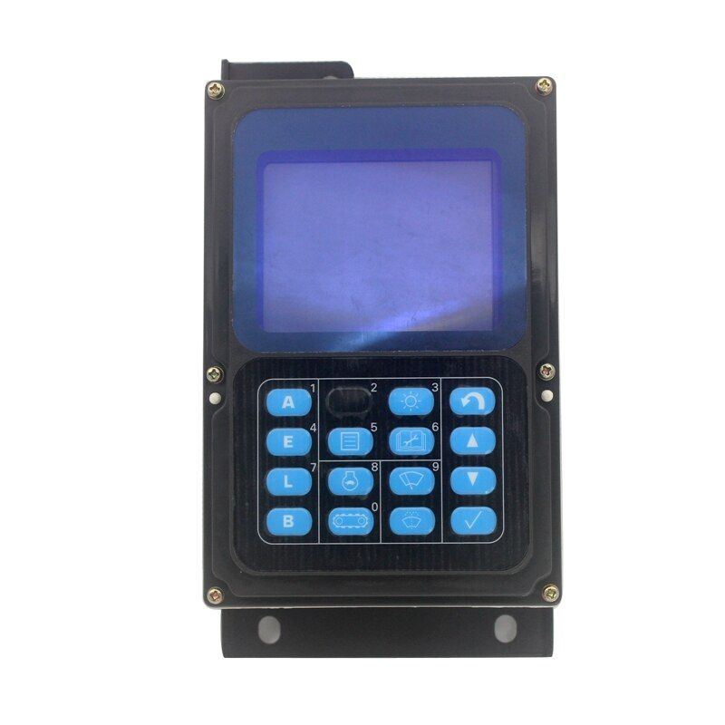 PC200-7 Excavator LCD monitor 7835-12-1004 7835-12-1005 for Komatsu , 1 year warranty
