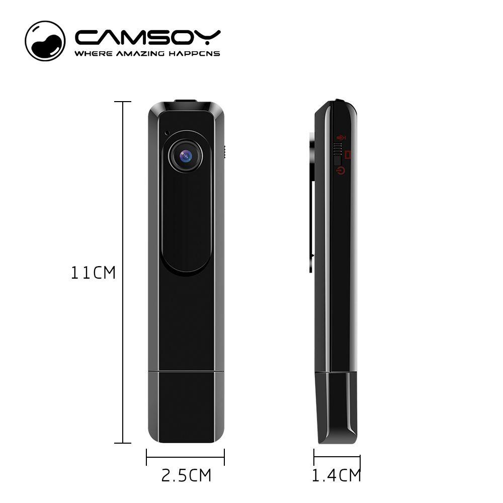 C181 Mini caméra portable Mini DV 1080 P Full HD H.264 stylo enregistreur vocal stylo Micro corps Camara DVR caméra vidéo