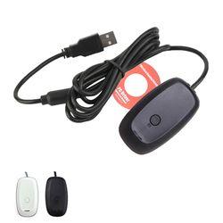 Для Xbox 360 Беспроводной геймпад PC адаптер USB приёмник, поддерживает Win7/8/10 Системы для microsoft Xbox360 консоли контроллера