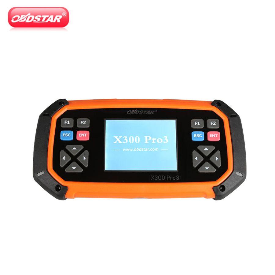 OBDSTAR X300 PRO3 Schlüssel Master X300 PRO3 Schlüssel Master mit Wegfahrsperre + Kilometerzähler einstellung + EEPROM/PIC + OBDII