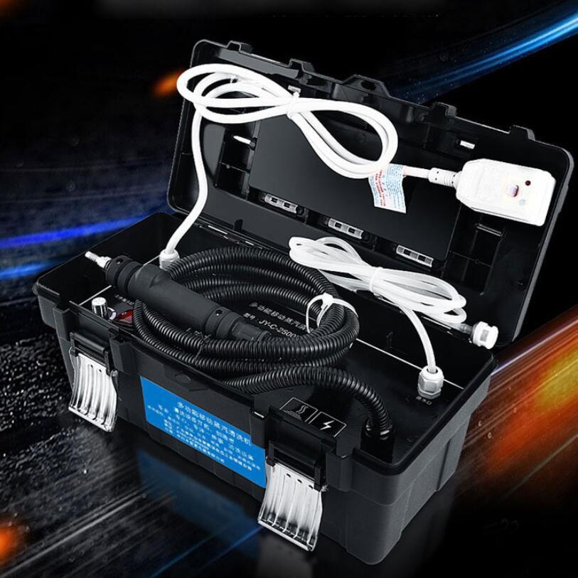 Hohe Temperatur Dampf Reiniger Hochdruck Dampf Auto Washer Haushalt Haube Reinigung Werkzeug Klimaanlage Waschmaschine