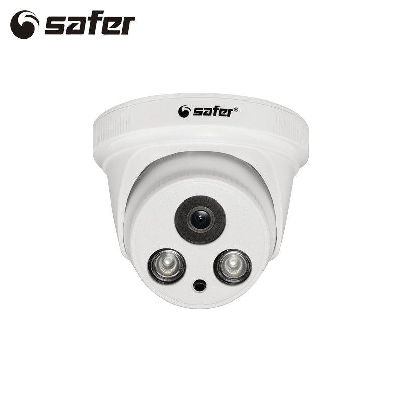 SICHERER 1,0 Mepgapixels Ahd-dome-kamera Home-security-infrarot-alarmanlage 720 P Videoüberwachung Cctv-kamera IR Led Video Überwachungskamera