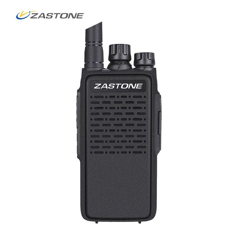 ZASTONE 398 Portable Walkie Talkie UHF 400-480MHz 16CH 1300mAh Handheld Walkie Talkies Two-way Radio Transceiver Communicator
