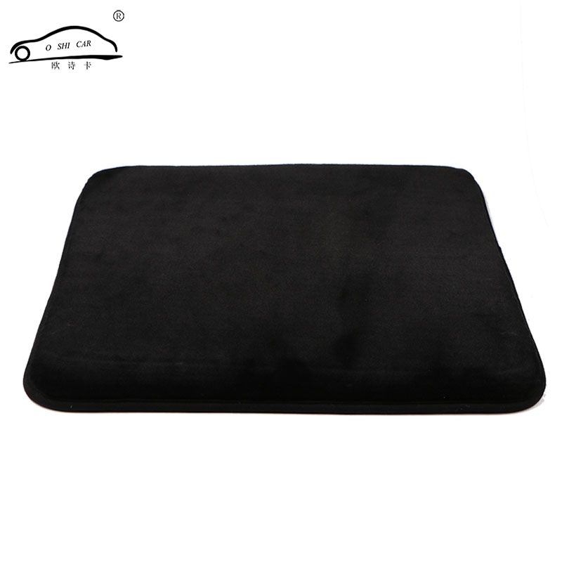 High density Front Car Seat Covers Soft Faux Fur/Hot Cushion Styling Winter Warm Plush Car Pad Seat Covers