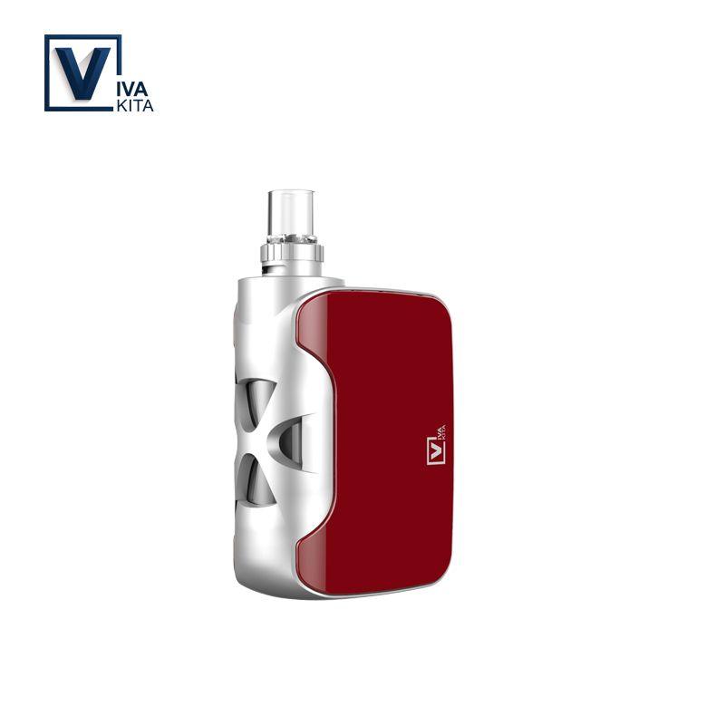 Electronic cigarette Vape kit 50W Fusion 1500mAh vaporizer vape mod kit 2ML mod battery vapor 0.25ohm coil head kit Dropshipping