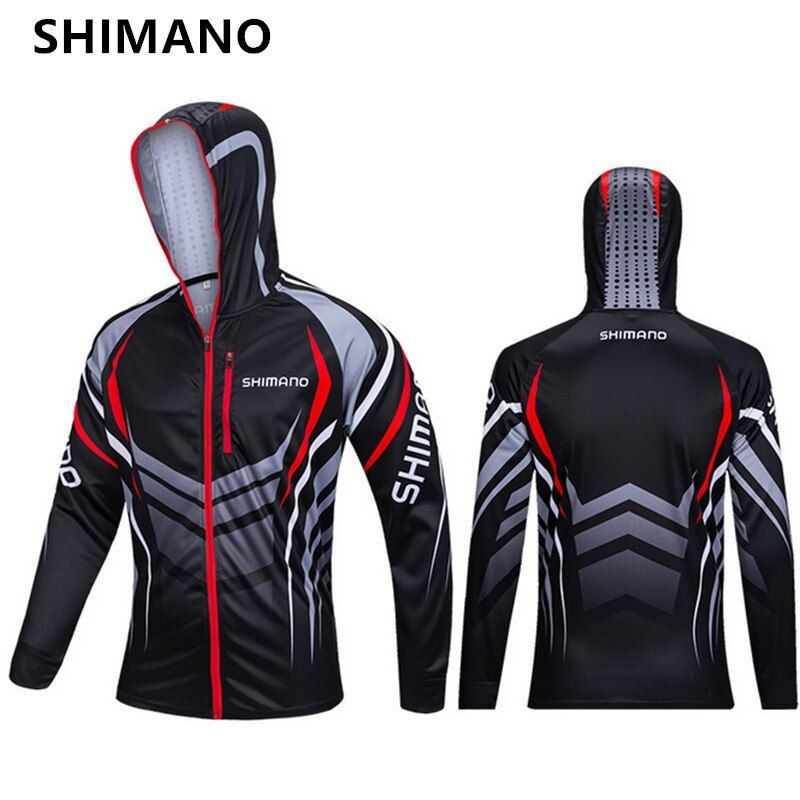 Free shipping New Japan DAIWA Fishing Clothes Ultra-thin Long Sleeve Sunscreen Anti-uv Breathable Fishing Shirt jacket with hood