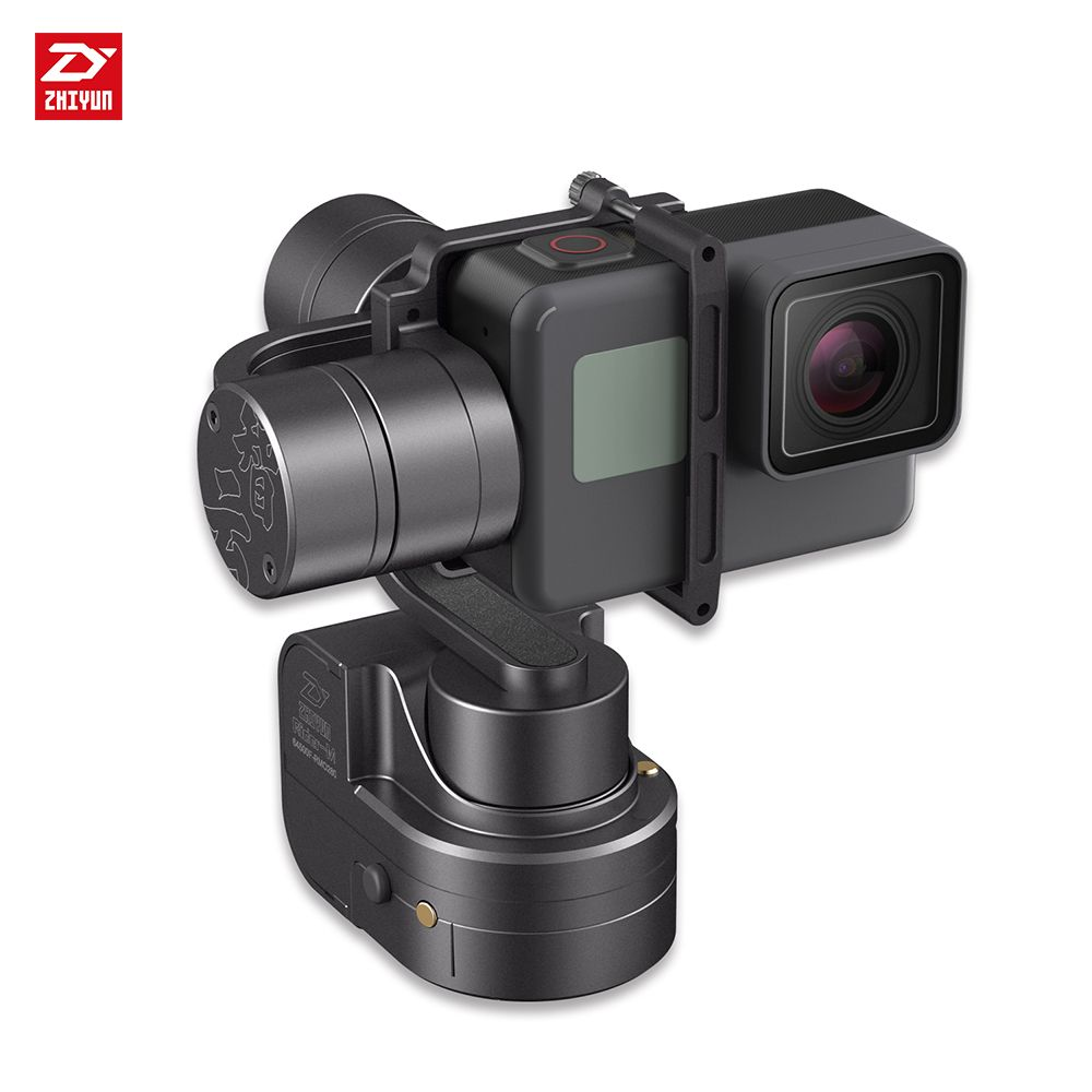 zhi yun Zhiyun Official Rider M 3-Axis Wireless Remote Control Wearable Camera Gimbal WG Stabilizer for Gopro Hero3/3+/4/5