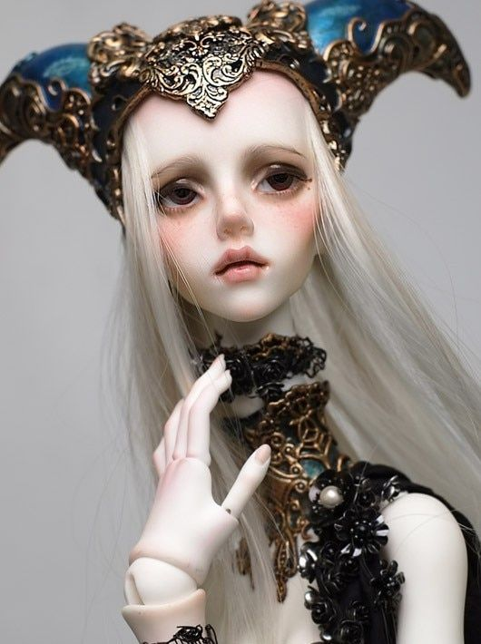 1/3 BJD dolls / Youth doll - makeup and eye gift Free makeup