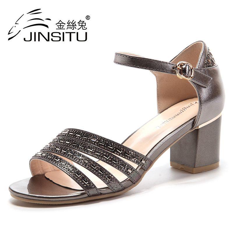 JINSITU 2017 nouvelles Femmes chaussures De Mariage Chaussures Femme Talons hauts Mode Haute Talons chaussures